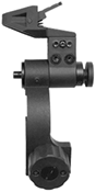 S-Arm Adapter Interface to enable hands-free operation. Compatible with some GSCI systems, comes only in PVS (Bayonet) style bracket.